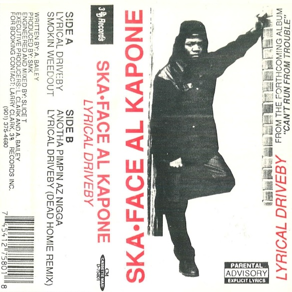 Ska-Face Al Kapone - Lyrical Driveby