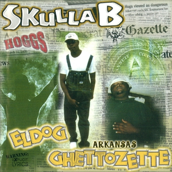 Skulla B - The Ghettozette