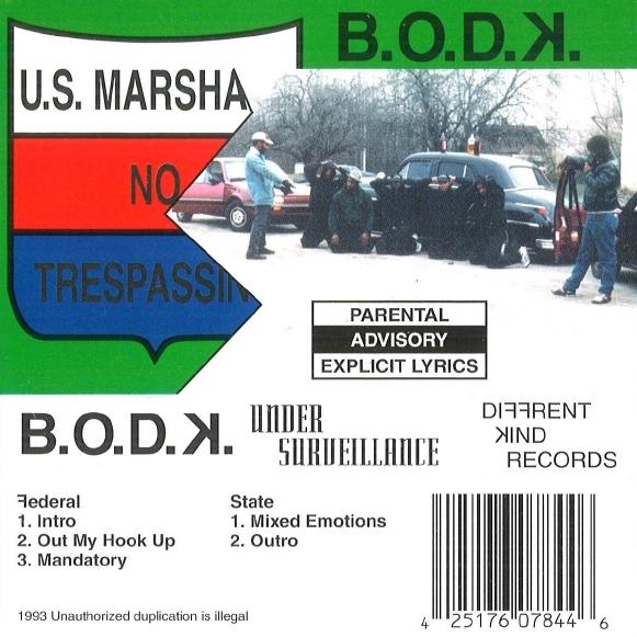 B.O.D.K. - Under Surveillance