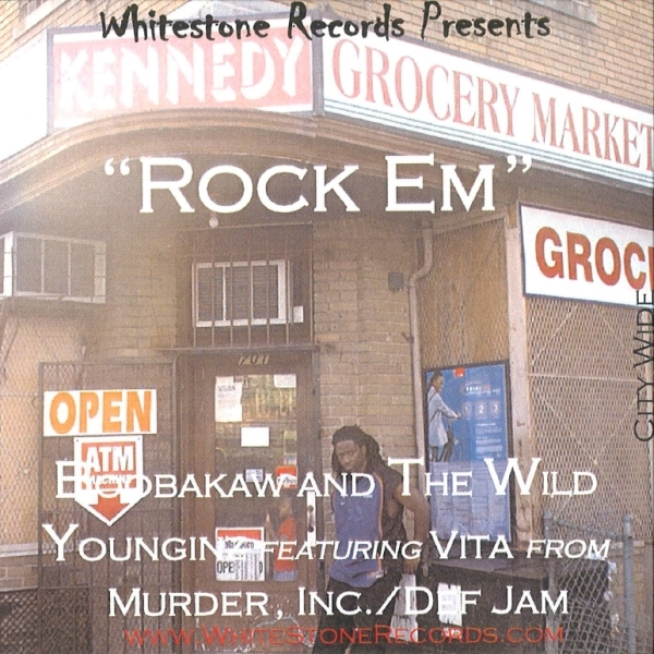 Boobakaw & The Wild Younginz - Rock Em