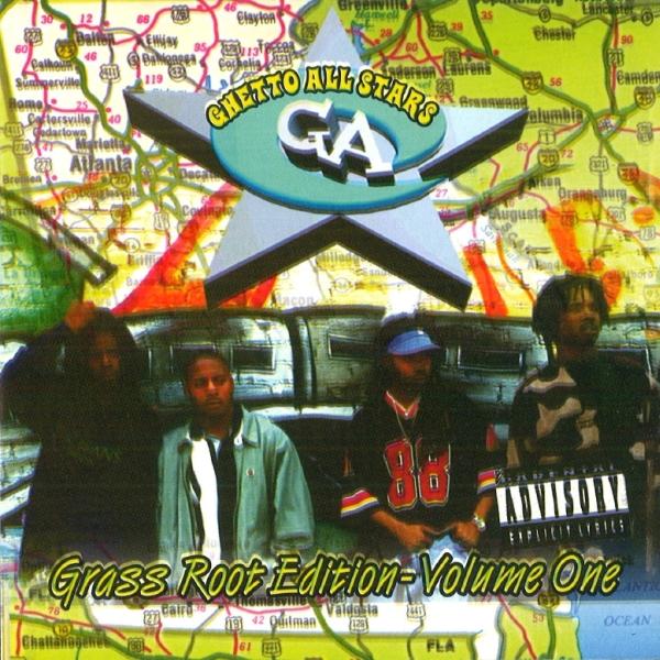 Ghetto All-Stars - Grass Root Edition Volume 1