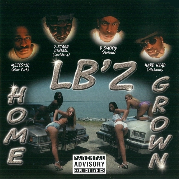 Low Down Boyz - Home Grown