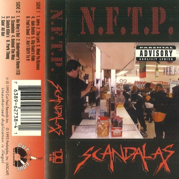 N.F.T.P. - Scandalas