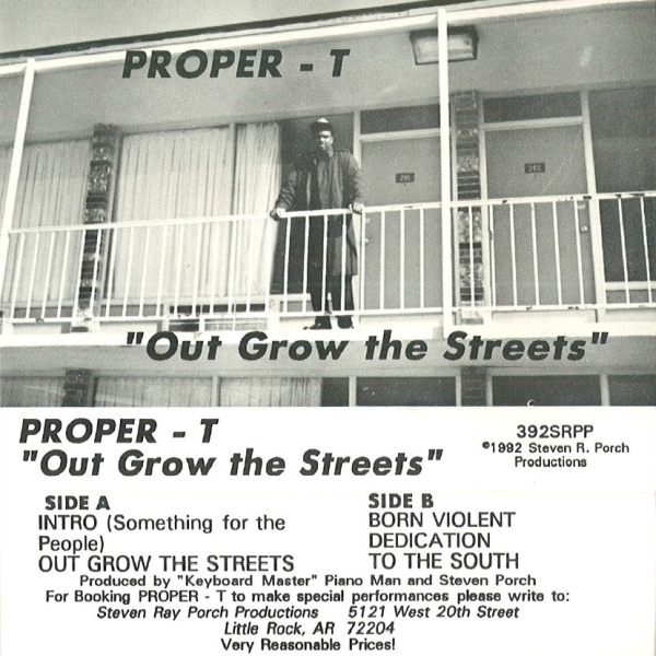Proper-T - Out Grow The Streets