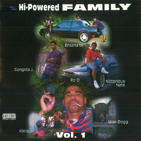 The Hi-Powered Family - Vol. 1