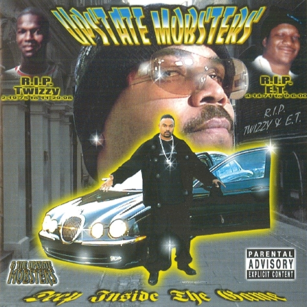 Upstate Mobsters - Deep Inside The Game