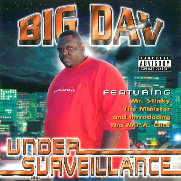 Big Dav - Under Surveillance