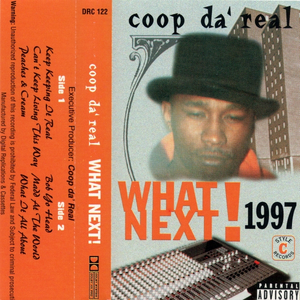 Coop Da' Real - What Next!