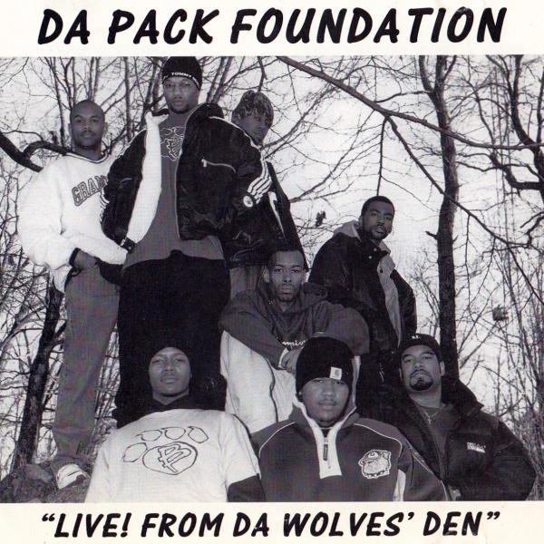 Da Pack Foundation - Live! From Da Wolves' Den