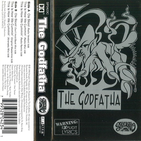 The Godfatha - Ole Skool / This Is How We Cummin'