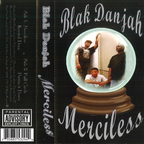 Blak Danjah - Merciless
