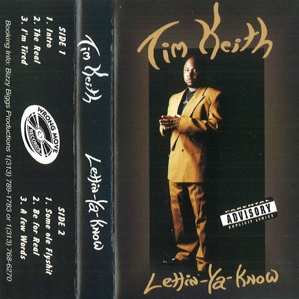 Tim Keith - Lettin-Ya-Know