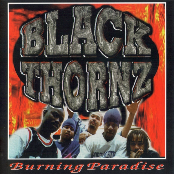 Black Thornz - Burning Paradise