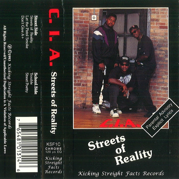 C.I.A. - Streets Of Reality