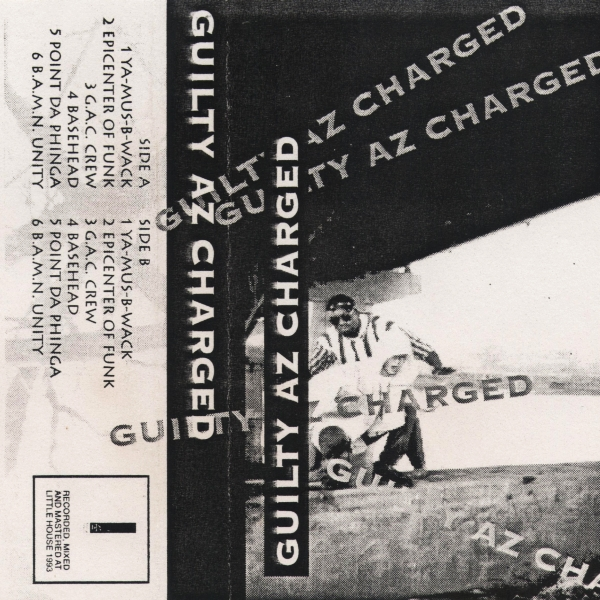 Guilty Az Charged - S/T