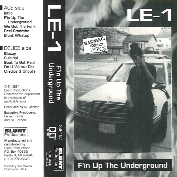 LE-1 - F'in Up The Underground