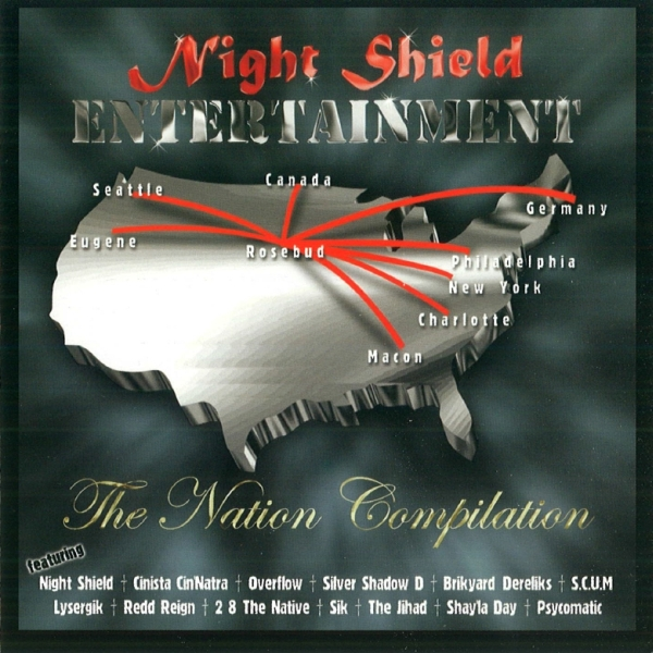Night Shield Entertainment - presents: The Nation Compilation