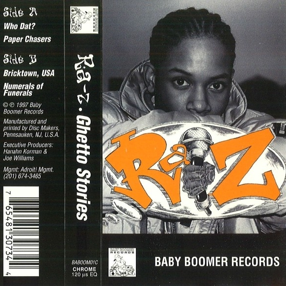 Ra-Z - Ghetto Stories