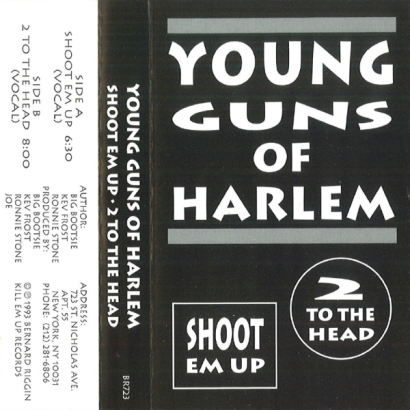 Young Guns Of Harlem – Shoot Em Up / 2 To The Head