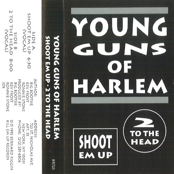 Young Guns Of Harlem - Shoot Em Up / 2 To The Head
