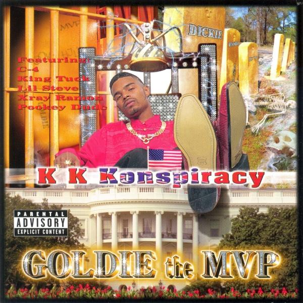 Goldie The MVP - KKKonspiracy