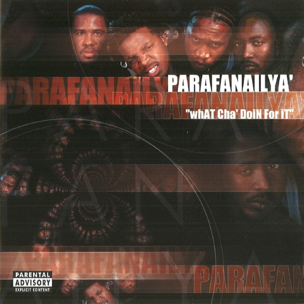 Parafanailya - What Cha' Doin' For It