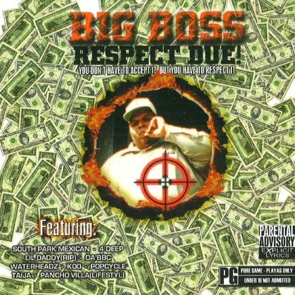 Big Boss - Respect Due!