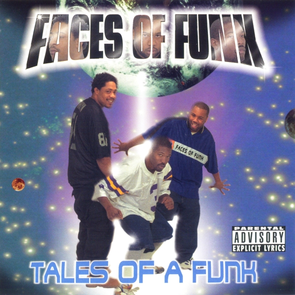 Faces Of Funk - Tales Of A Funk