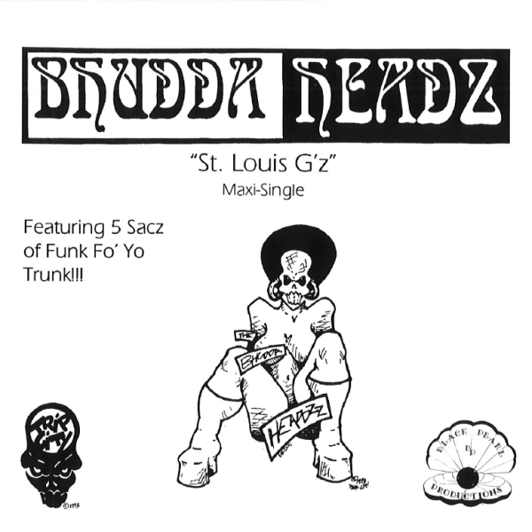 Bhudda Headz - St. Louis G'z