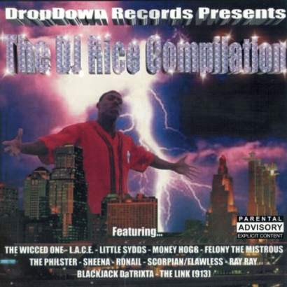 Drop Down Records – presents: The DJ Rice Compilation