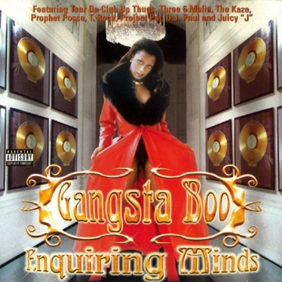 Gangsta Boo – Enquiring Minds