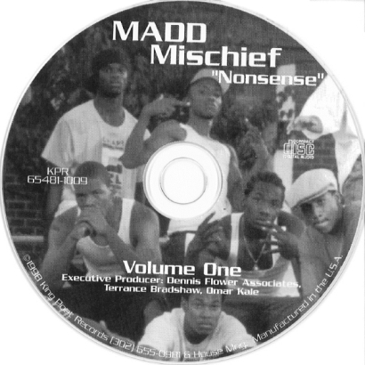 Madd Mischief – Nonsense: Volume One