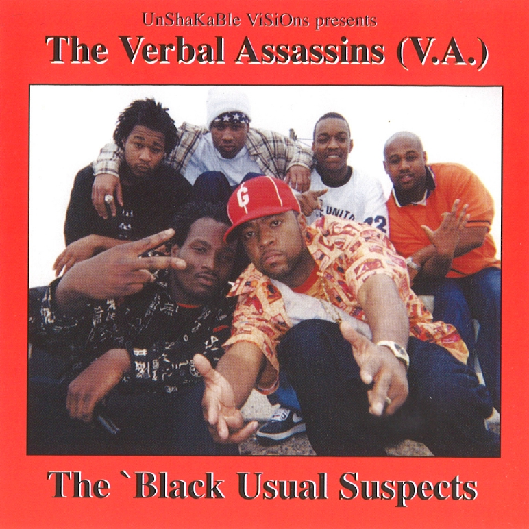 The Verbal Assassins (V.A.) - The Black Usual Suspects