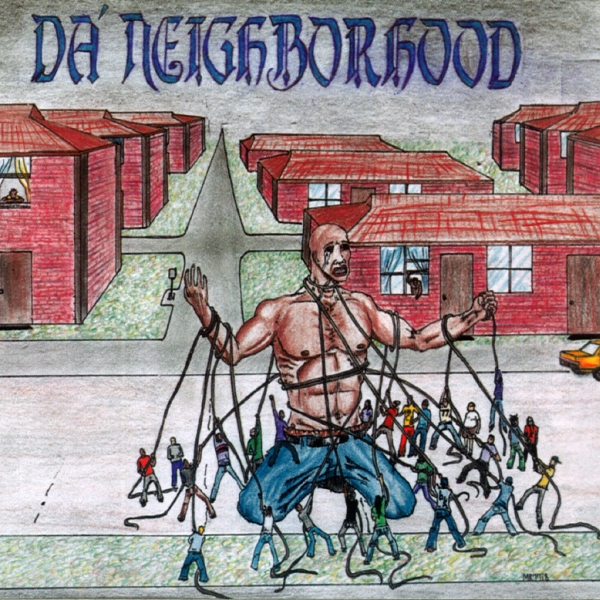 O.T.B. Productions - Da' Neighborhood